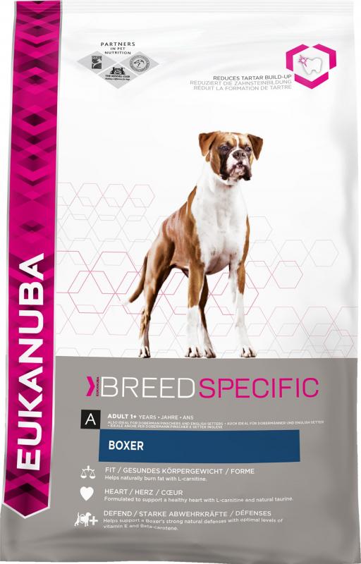 Eukanuba Breed Specific Boxer