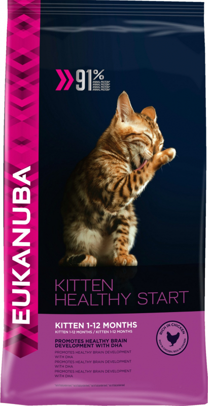 Eukanuba Kitten Healthy Start Chicken