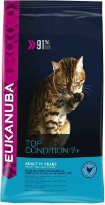 Eukanuba for older cats