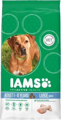 IAMS PROACTIVE HEALTH Adult Large Breed Rich Chicken
