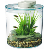 Aquarium Kit Round 360° 10L  (1)