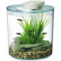 Aquarium Kit Round 360° 10L