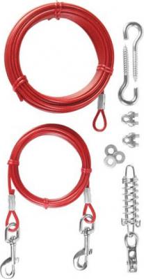 Cable d'attache avec longe 15m