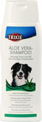 Shampoing à l'aloe vera