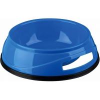 Ecuelle pour chien en plastique lourde avec fond anti-dérapant (3)