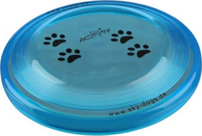 Dog Disc coloris assortis