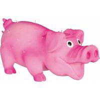 Jouet pour chien Cochon poilu