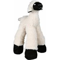 Mouton, aux longues pattes, peluche