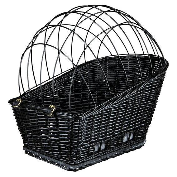 panier v lo avec grille pour porte bagage accessoires pour le v lo. Black Bedroom Furniture Sets. Home Design Ideas