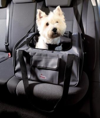 Siège de voiture 2en1 pour chien