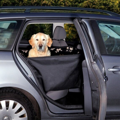 Protège siège de voiture avec protections latérales