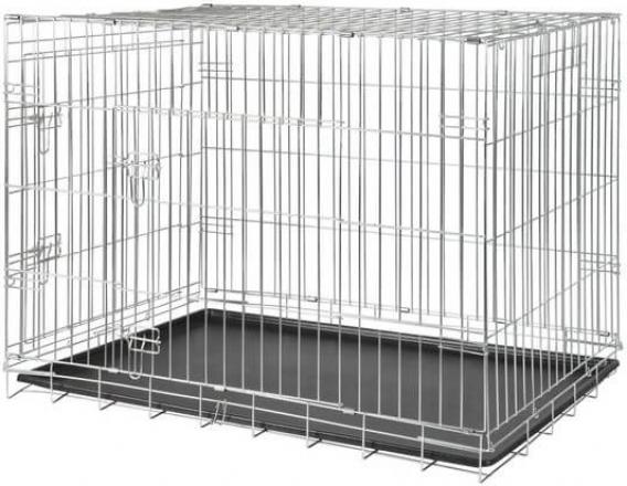 cage de transport galvanis e. Black Bedroom Furniture Sets. Home Design Ideas