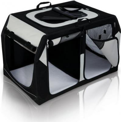 Box de transport souple VARIO DOUBLE pour chien