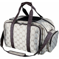 Sac Maxima aggrandissable - beige / brun en polyester