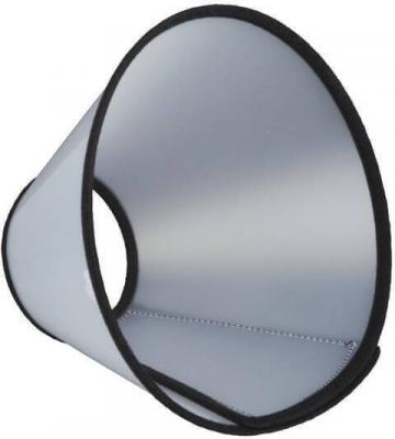 Collier de protection avec attache velcro