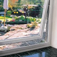 Grille de protection pour fenêtres haut/bas