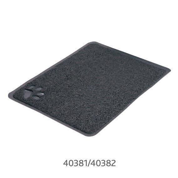 tapis pour bac liti re pvc accessoires pour liti re. Black Bedroom Furniture Sets. Home Design Ideas