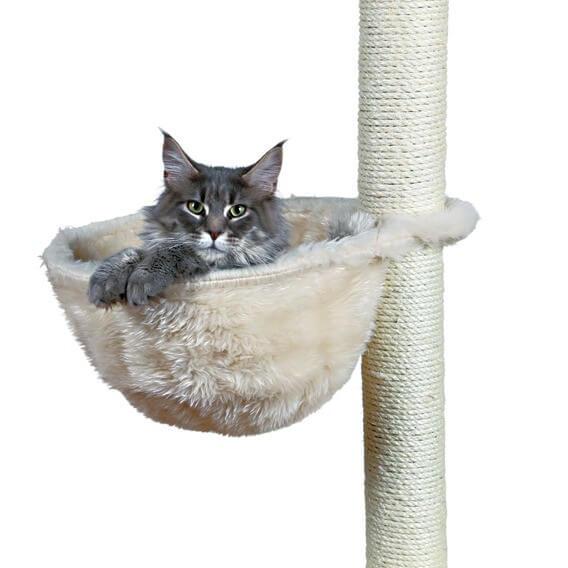 arbre a chat gandia - 68cm - beige