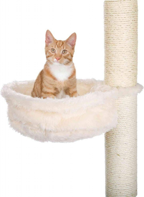 convient aux hommes/femmes Promotion de ventes grande qualité Sac confort pour arbre à chat crème