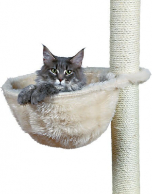 Cuddly Bag for Scratching Posts