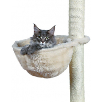 Sac confort pour arbre à chat crème