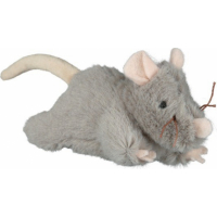 Soft Mouse Toy with Sound