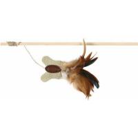 Canne à pêche - 2 modèles : papillon et souris