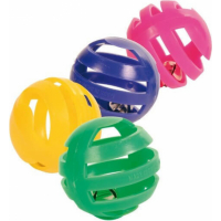 Set of Plastic Toy Balls