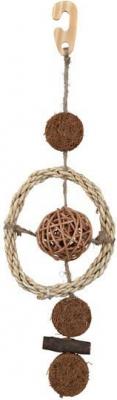 Jouet naturel en corde de Sisal