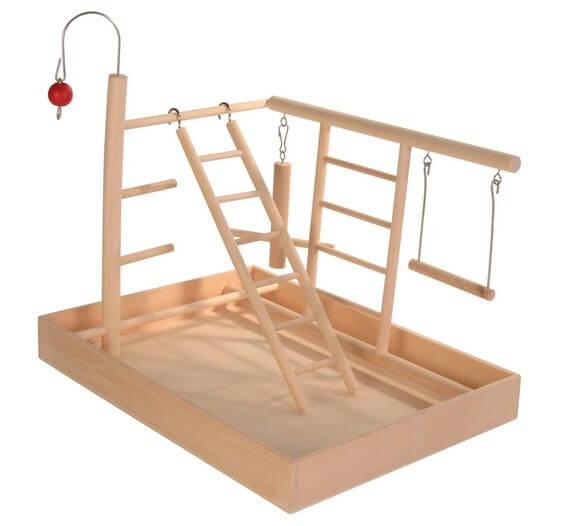 petit plateau de jeux en bois jouet oiseaux. Black Bedroom Furniture Sets. Home Design Ideas