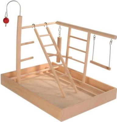 Petit plateau de jeux en bois