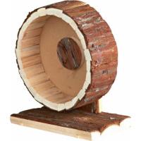Rueda de ejercicio de madera