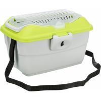 Transportbox Mini-Capri grijs/groen