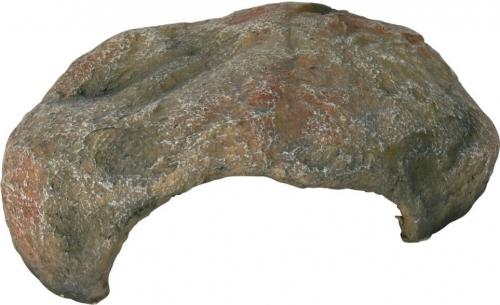 Grotte pour reptile bombée