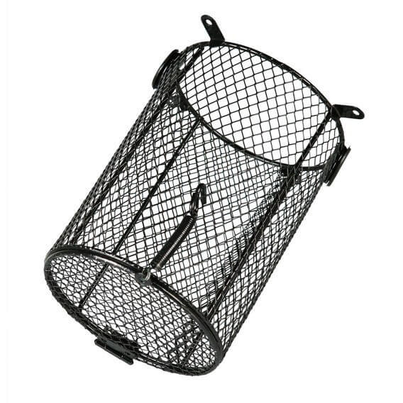 cage de protection pour lampes terrarium support. Black Bedroom Furniture Sets. Home Design Ideas
