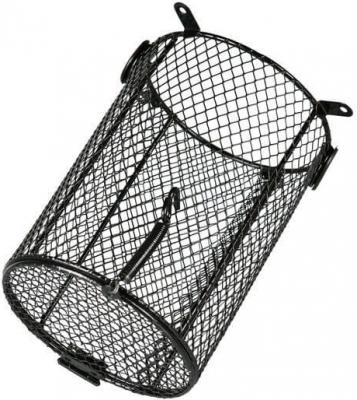Cage de protection pour lampes terrarium