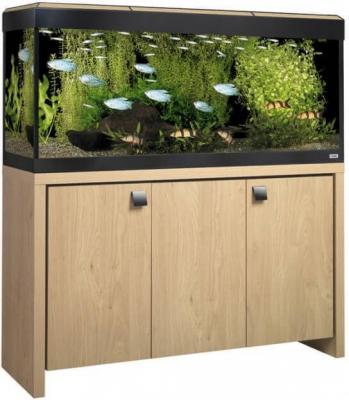 Aquarium Roma 240 tout équipé + meuble