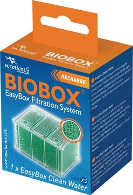 Filtermasse für Aqaurien Biobox Easybox Clean Water