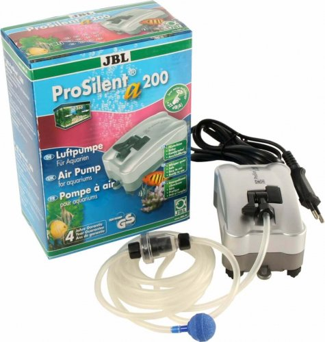 JBL Pro Silent pompe à air tout-équipée