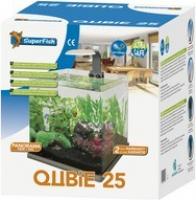 Aquarium Qubie, aquarium ouvert