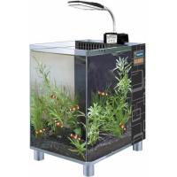 Aquarium IQube 3, mini aquarium vert (1)
