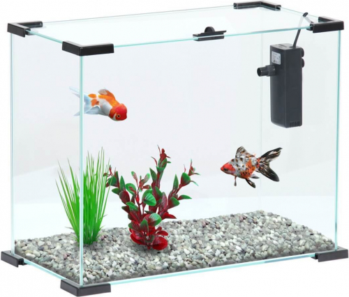 Aquarium Nanolife First noir