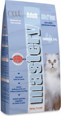 Mastery Cat Adult Skin N'Coat