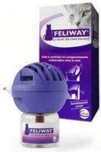 Feliway pour apaiser le comportement du chat --FIN DE SERIE--