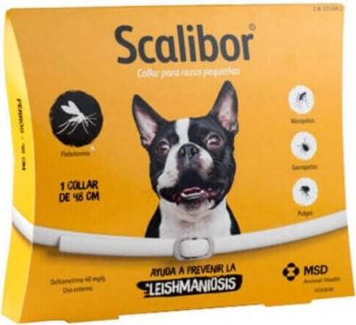Collar Scalibor antiparásitos para perros