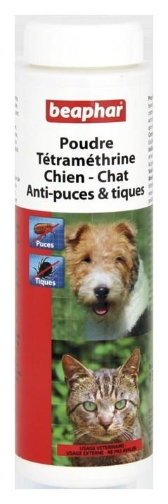 Anti-Parasitenpuder Beaphar für Hunde und Katzen_1