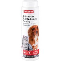 Anti-Parasitenpuder Beaphar für Hunde und Katzen (1)