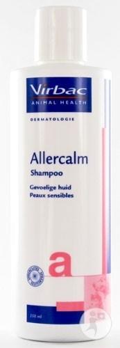 Shampoing Allercalm pour un effet calmant sur les problèmes de peau