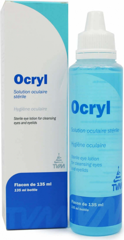 Lotion oculaire Ocryl
