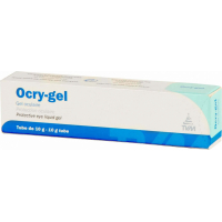 Gel oculaire ocry-gel